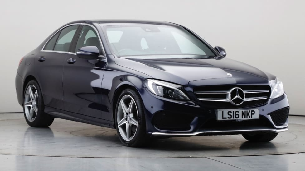 2016 Used Mercedes-Benz C Class 2.1L AMG Line C220d