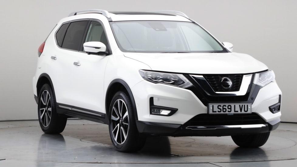 2019 Used Nissan X-Trail 1.7L Tekna dCi