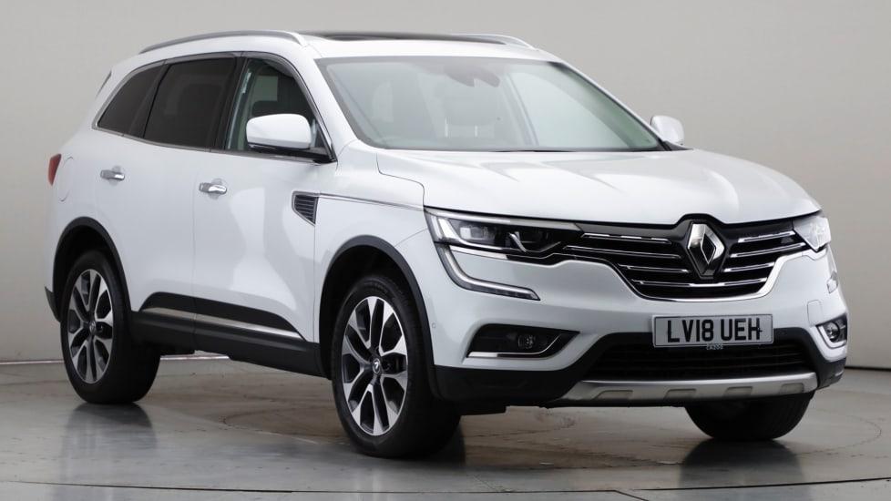 2018 Used Renault Koleos 2L Signature Nav dCi
