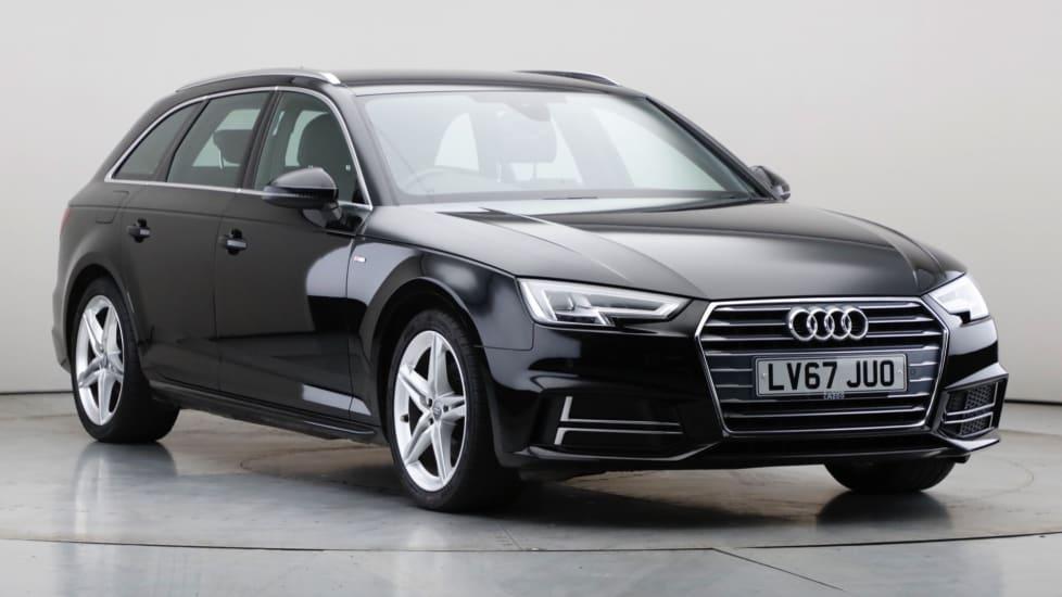2017 Used Audi A4 Avant 1.4L S line TFSI
