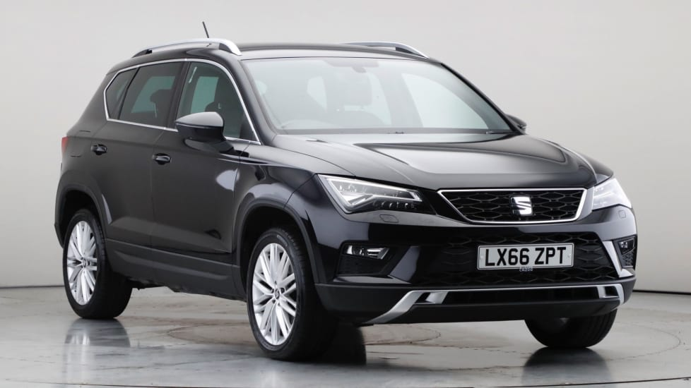 2016 Used Seat Ateca 1.4L XCELLENCE EcoTSI