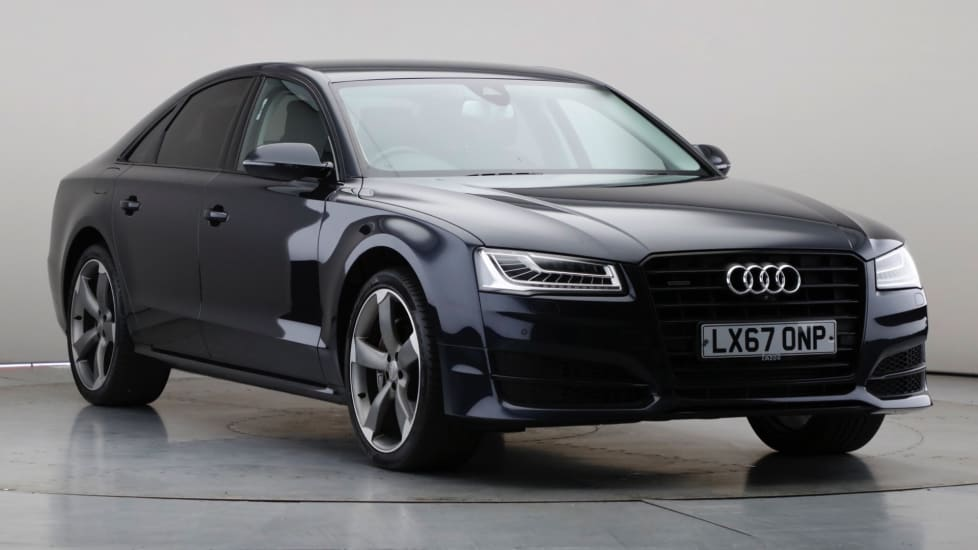 2017 Used Audi A8 3L Black Edition TDI
