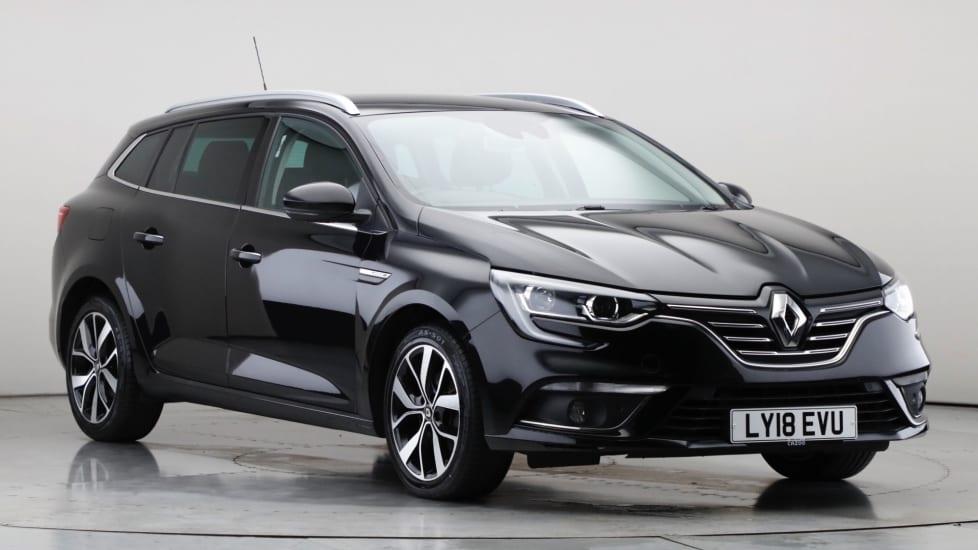 2018 Used Renault Megane 1.5L Dynamique S Nav dCi
