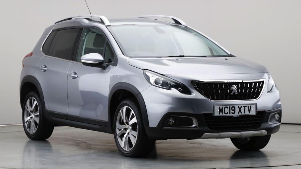 2019 Used Peugeot 2008 1.2L Allure PureTech