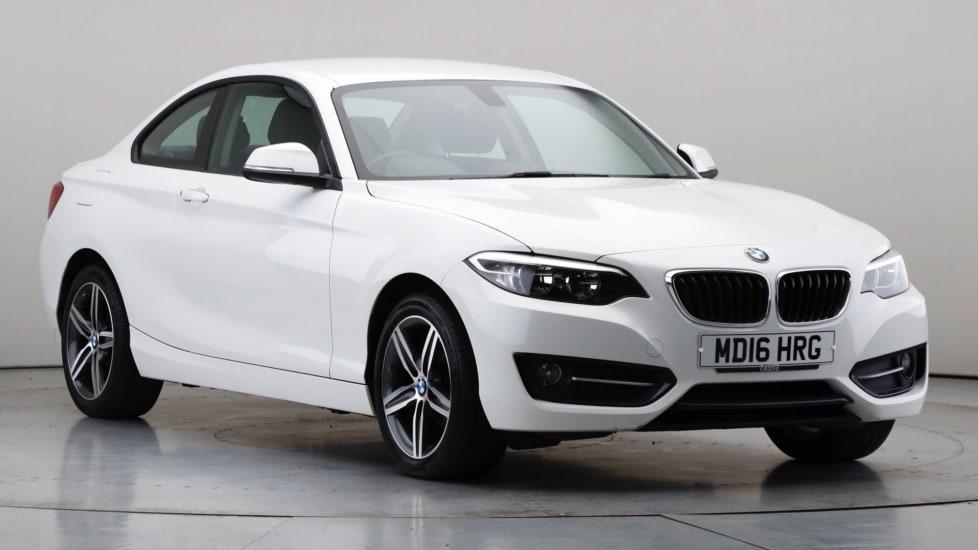 2016 Used BMW 2 Series 1.5L Sport 218i