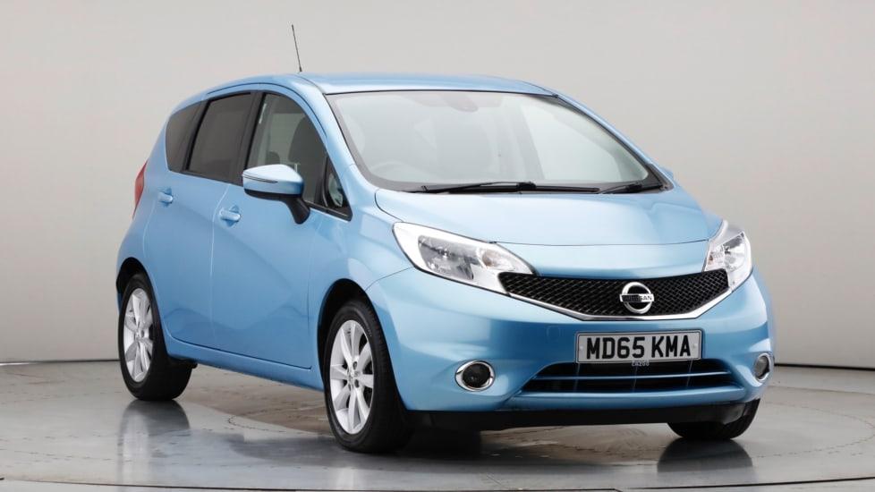 2015 Used Nissan Note 1.2L Acenta Premium