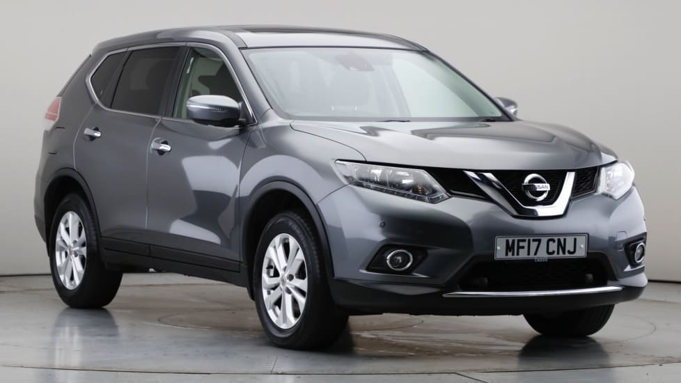 2017 Used Nissan X-Trail 2L Acenta dCi