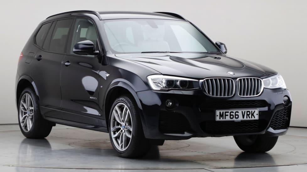 2016 Used BMW X3 3L M Sport 30d