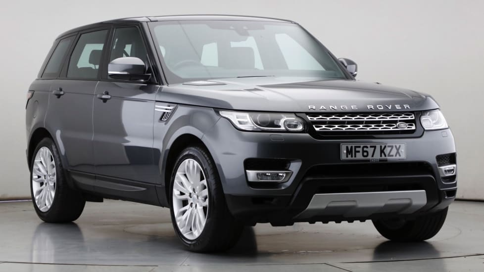2017 Used Land Rover Range Rover Sport 3L HSE SD V6