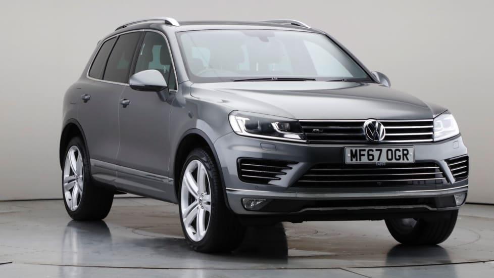 2017 Used Volkswagen Touareg 3L R-Line Plus TDI V6