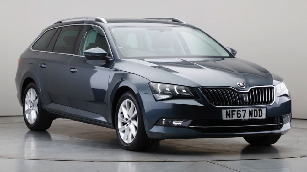 2017 Used Skoda Superb 2L SE Technology TDI