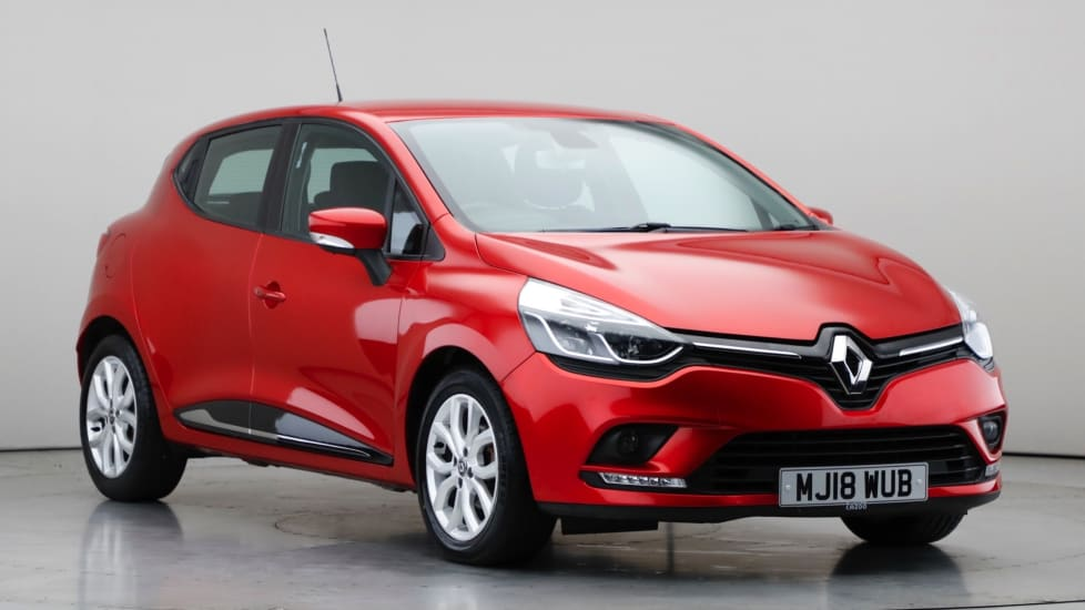 2018 Used Renault Clio 1.5L Dynamique Nav dCi