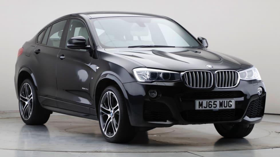 2015 Used BMW X4 3L M Sport 35d