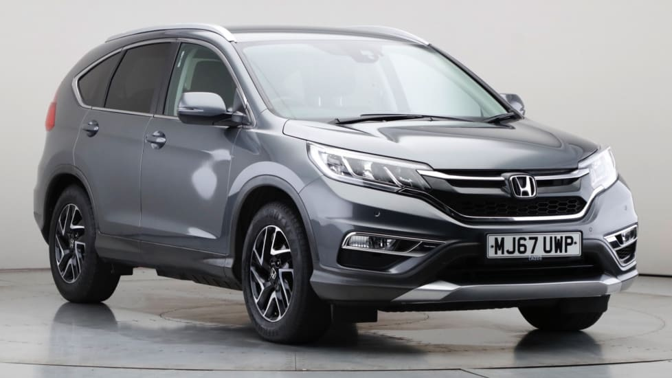 2017 Used Honda CR-V 1.6L SE Plus Navi i-DTEC
