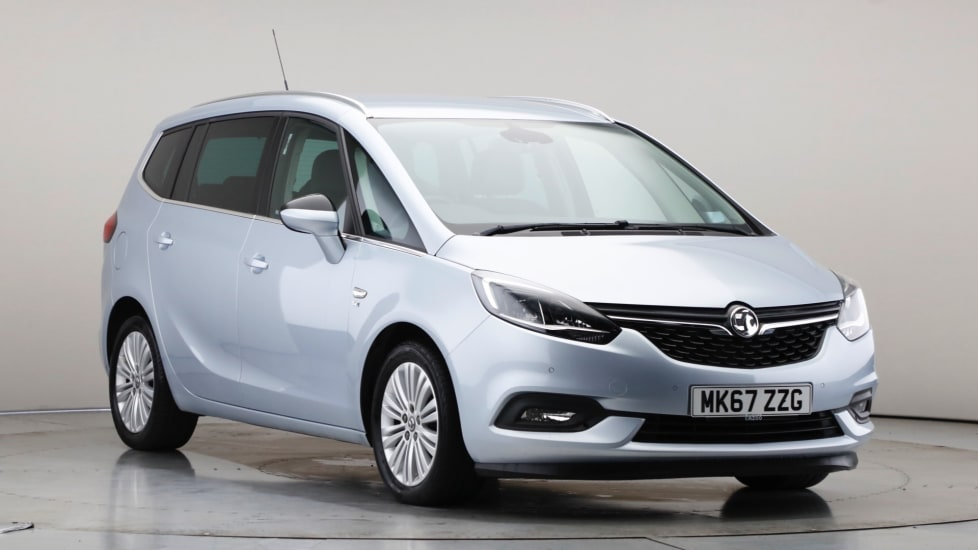 2017 Used Vauxhall Zafira Tourer 1.4L SE i Turbo