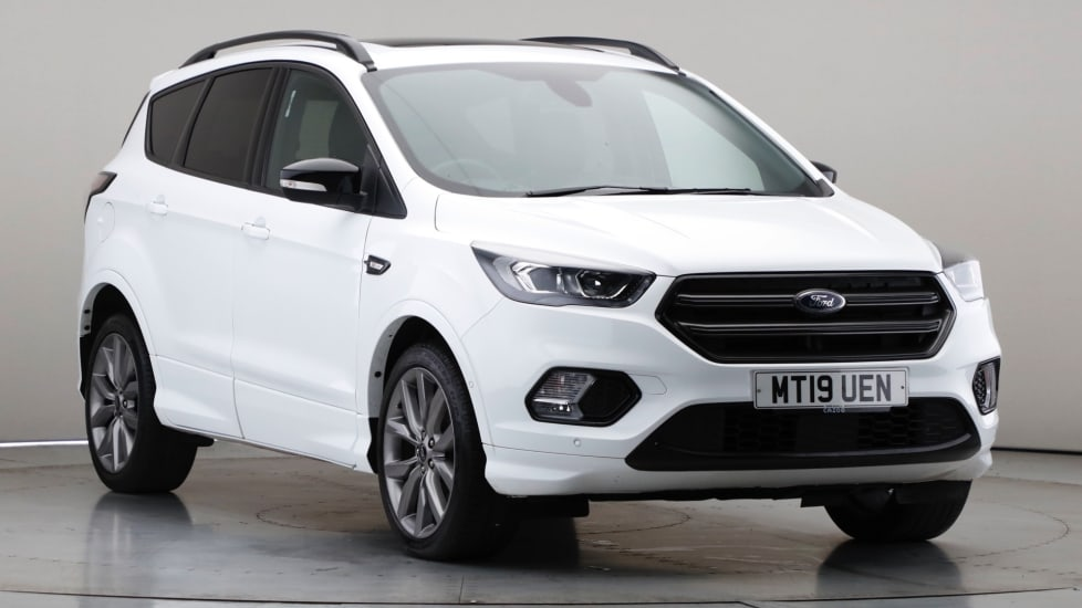 2019 Used Ford Kuga 1.5L ST-Line Edition EcoBlue TDCi