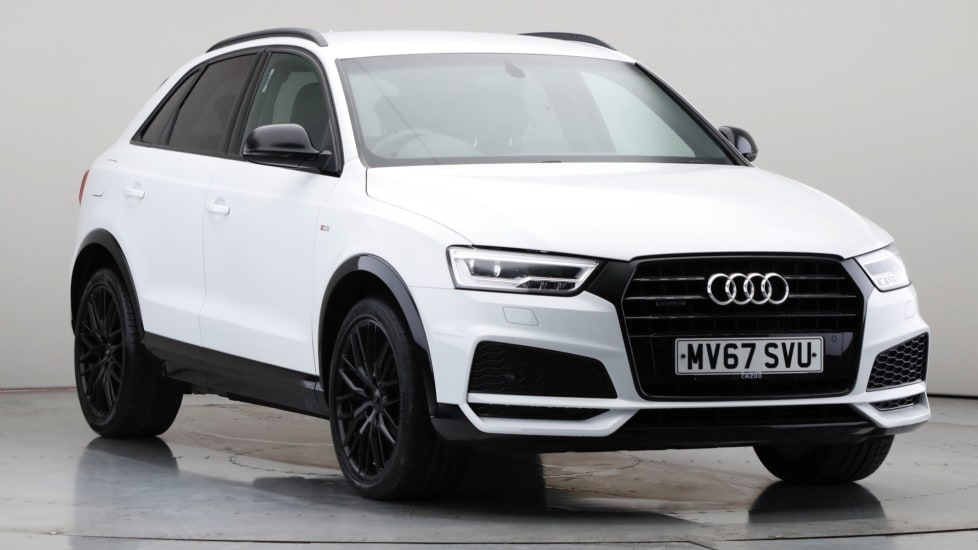 2017 Used Audi Q3 2L Black Edition TDI