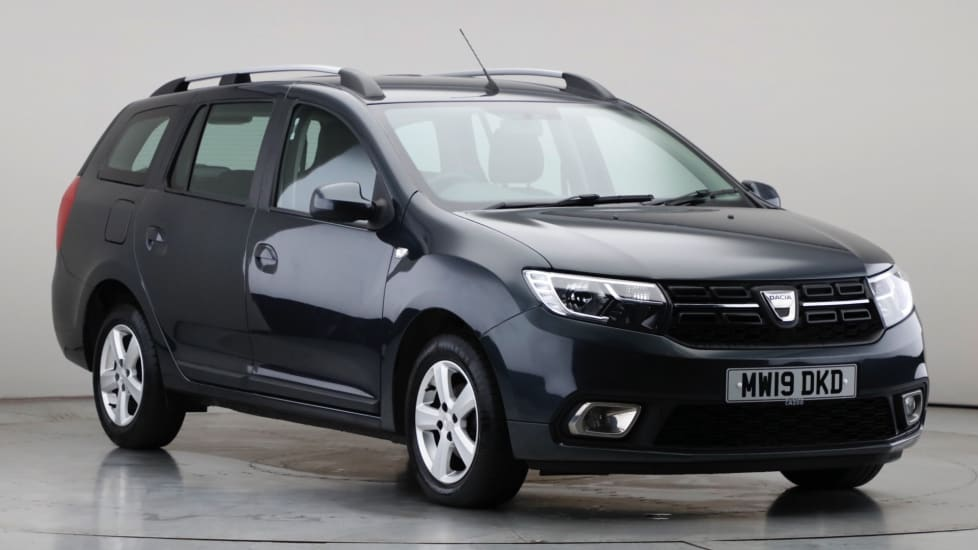 2019 Used Dacia Logan MCV 1.5L Comfort Blue dCi