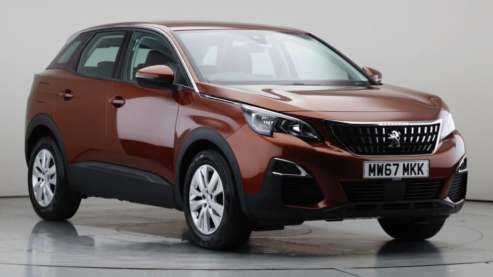 2017 Used Peugeot 3008 1.2L Active PureTech