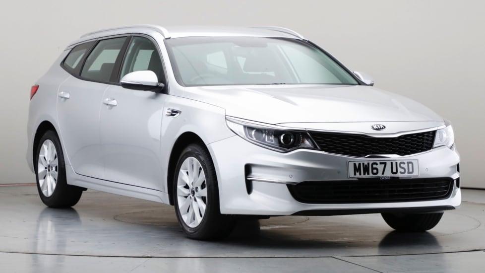 2018 Used Kia Optima 1.7L 2 CRDi