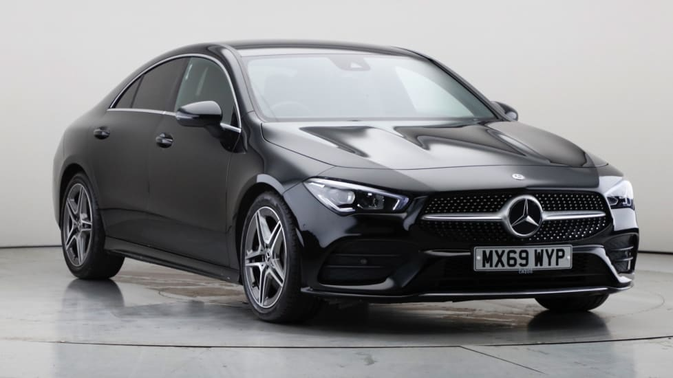 2019 Used Mercedes-Benz CLA Class 1.3L AMG Line CLA200