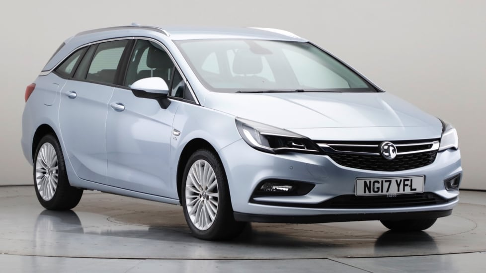2017 Used Vauxhall Astra 1.4L Elite Nav i Turbo