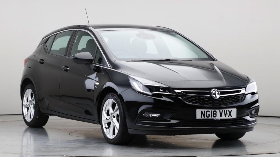 2018 Used Vauxhall Astra 1.4L SRi i Turbo