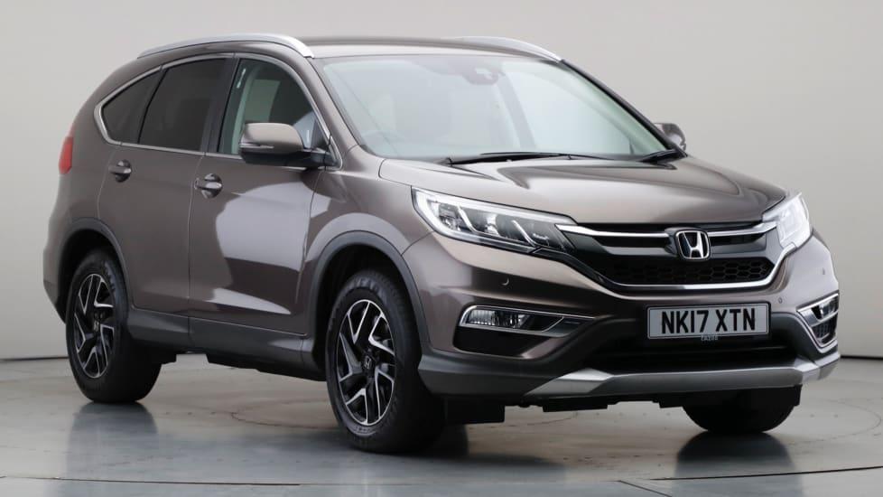 2017 Used Honda CR-V 2L SE Plus i-VTEC