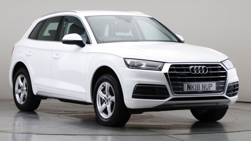 2018 Used Audi Q5 2L Sport TDI
