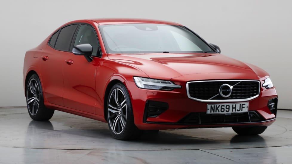 2019 Used Volvo S60 2L R-Design Edition T5