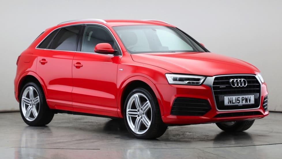 2015 Used Audi Q3 2L S line Plus TDI