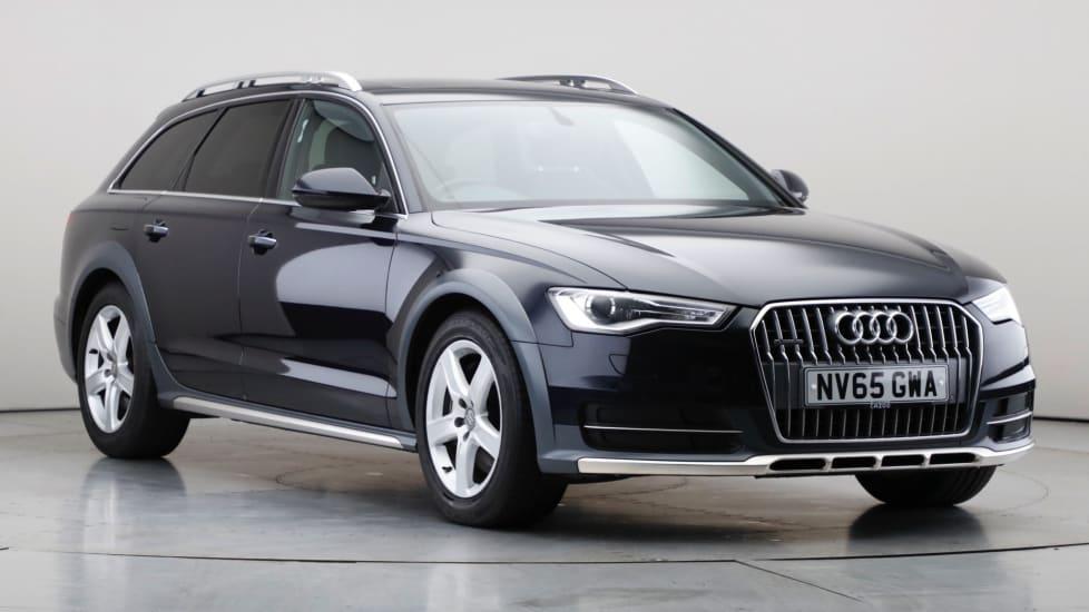 2015 Used Audi A6 Allroad 3L BiTDI V6