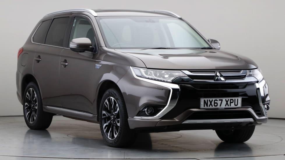 2017 Used Mitsubishi Outlander 2L 4h h