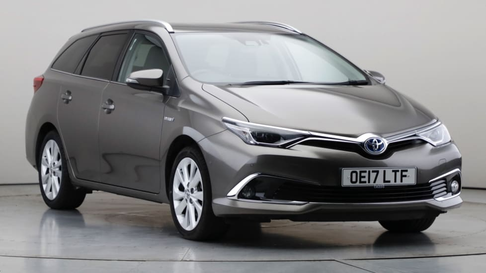 2017 Used Toyota Auris 1.8L Excel VVT-h