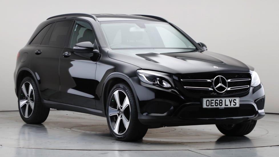 2018 Used Mercedes-Benz GLC Class 2.1L Urban Edition GLC220d