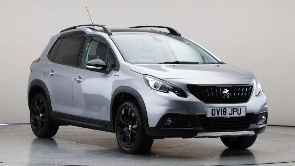 2018 Used Peugeot 2008 1.2L GT Line PureTech