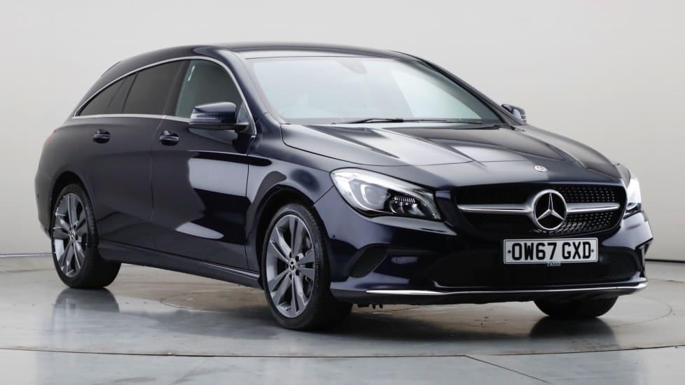 2017 Used Mercedes-Benz CLA Class 1.6L Sport CLA180