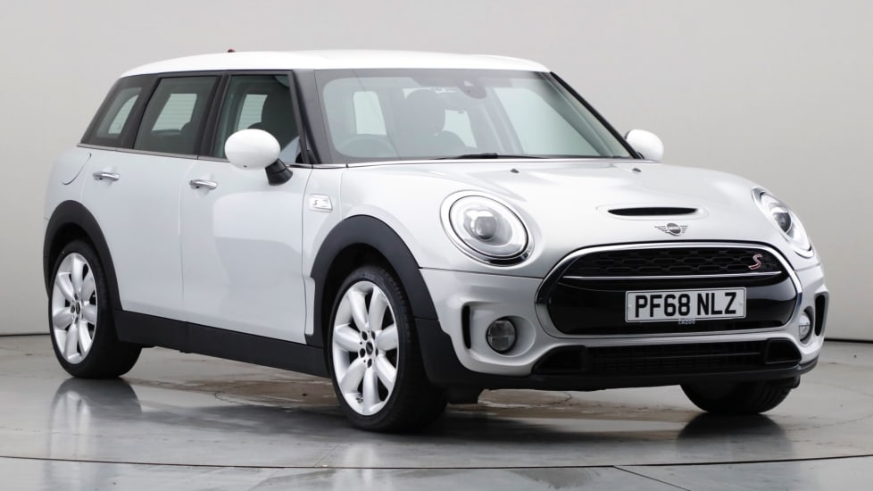 2019 Used Mini Clubman 2L Cooper S