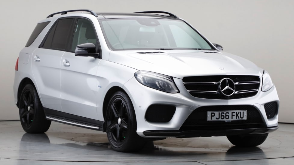 2016 Used Mercedes-Benz GLE Class 3L AMG Line GLE500e V6