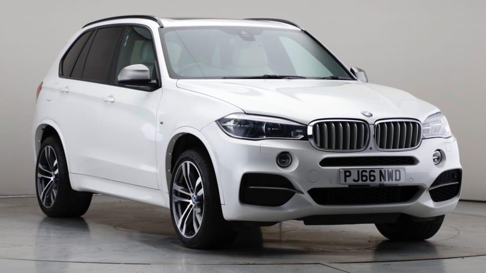 2016 Used BMW X5 3L M50d
