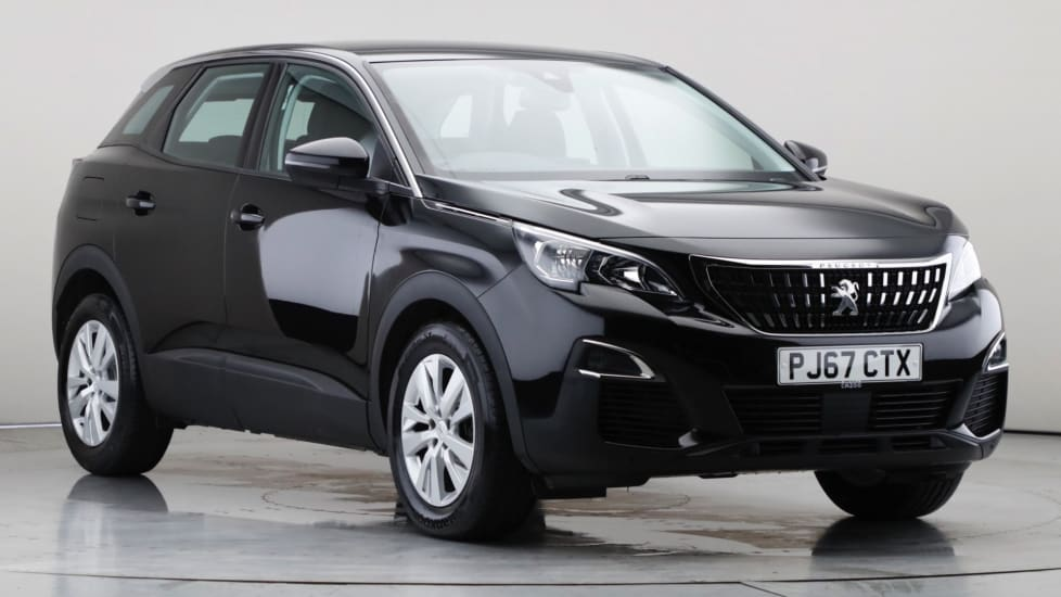 2017 Used Peugeot 3008 1.6L Active BlueHDi