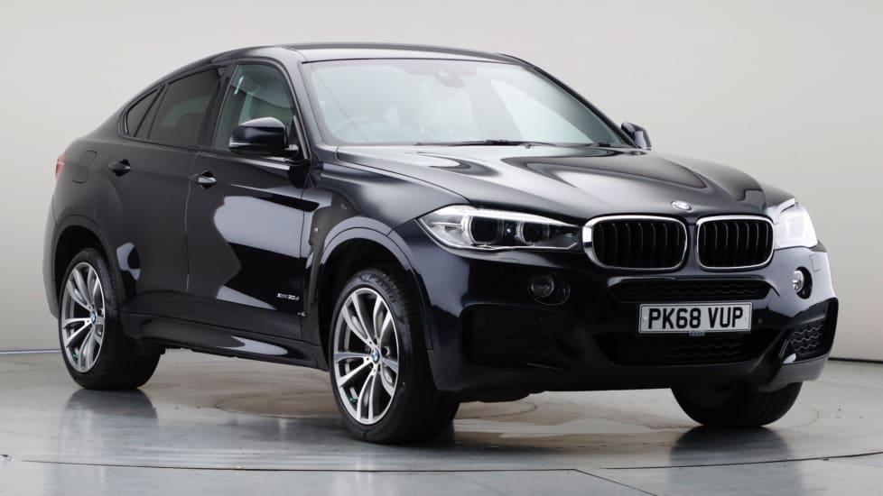 2018 Used BMW X6 3L M Sport 30d
