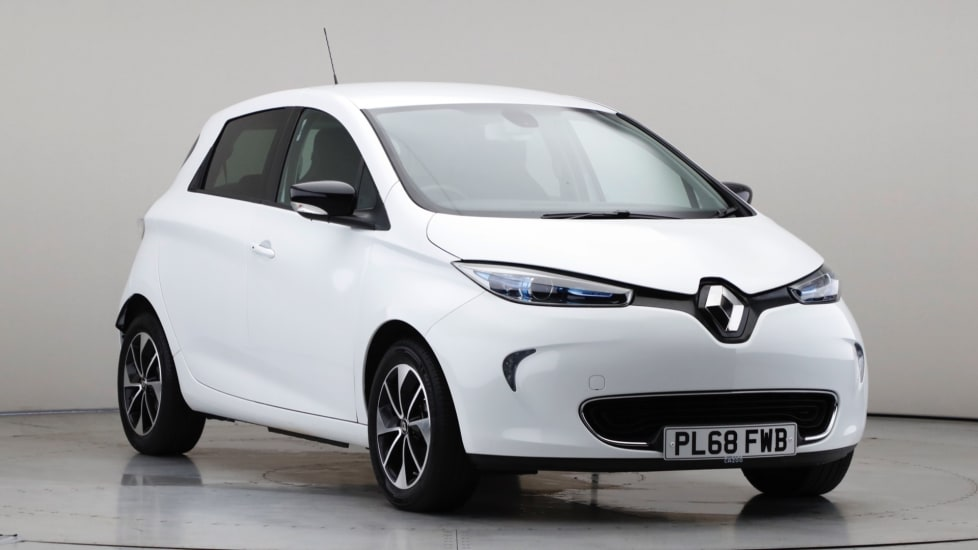 2019 Used Renault Zoe Dynamique Nav R110