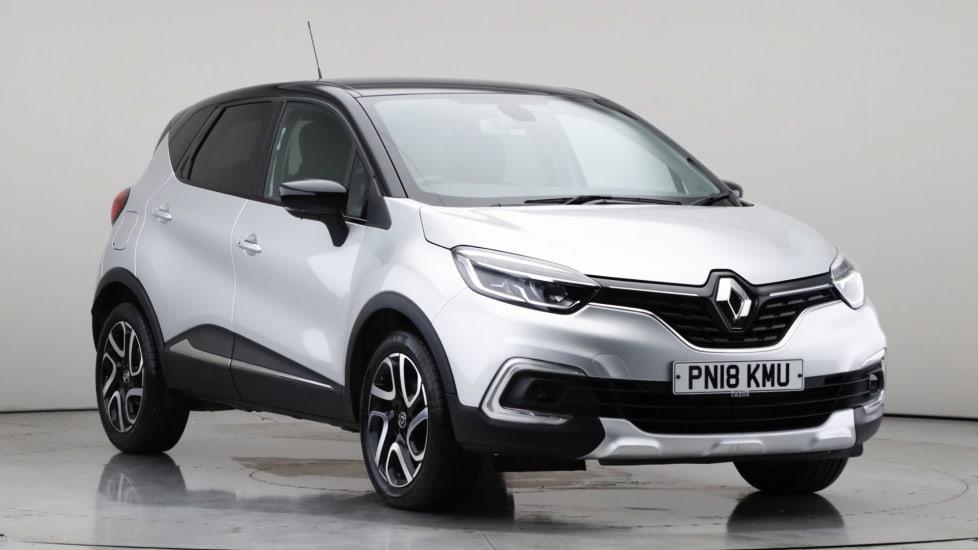 2018 Used Renault Captur 1.5L Dynamique S Nav dCi