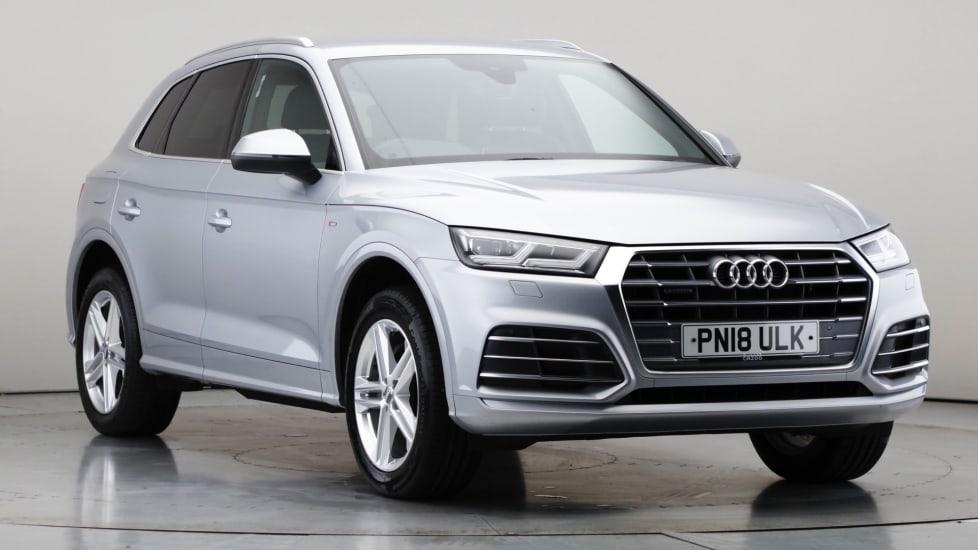 2018 Used Audi Q5 2L S line TDI