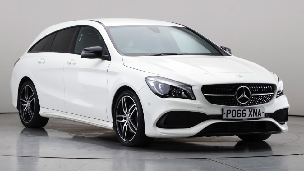 2016 Used Mercedes-Benz CLA Class 2.1L AMG Line CLA220d