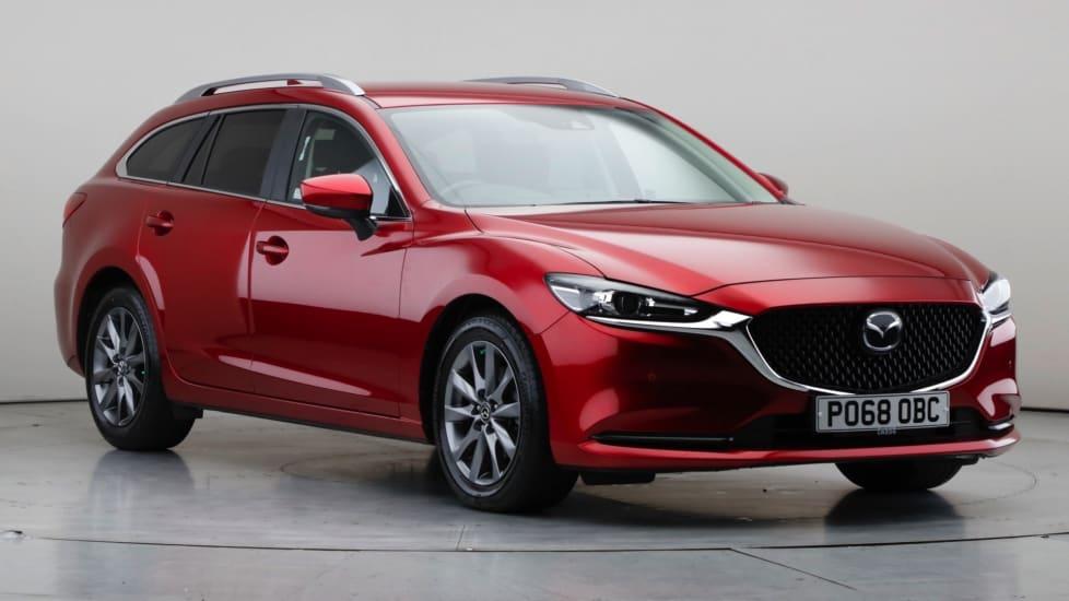 2018 Used Mazda Mazda6 2L SE-L Nav+ SKYACTIV-G