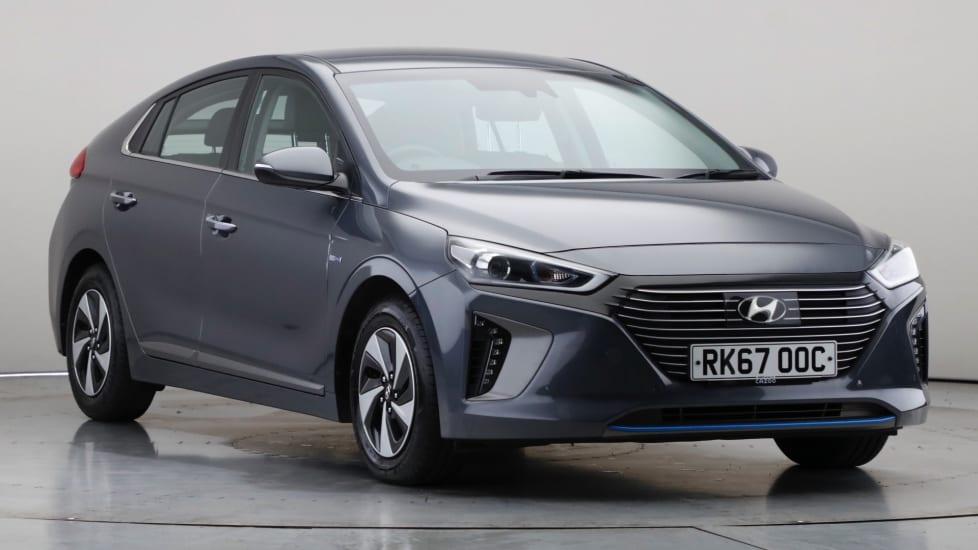 2017 Used Hyundai Ioniq 1.6L Premium SE h-GDi