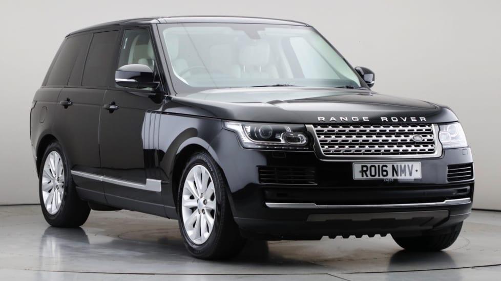 2016 Used Land Rover Range Rover 4.4L Vogue SD V8