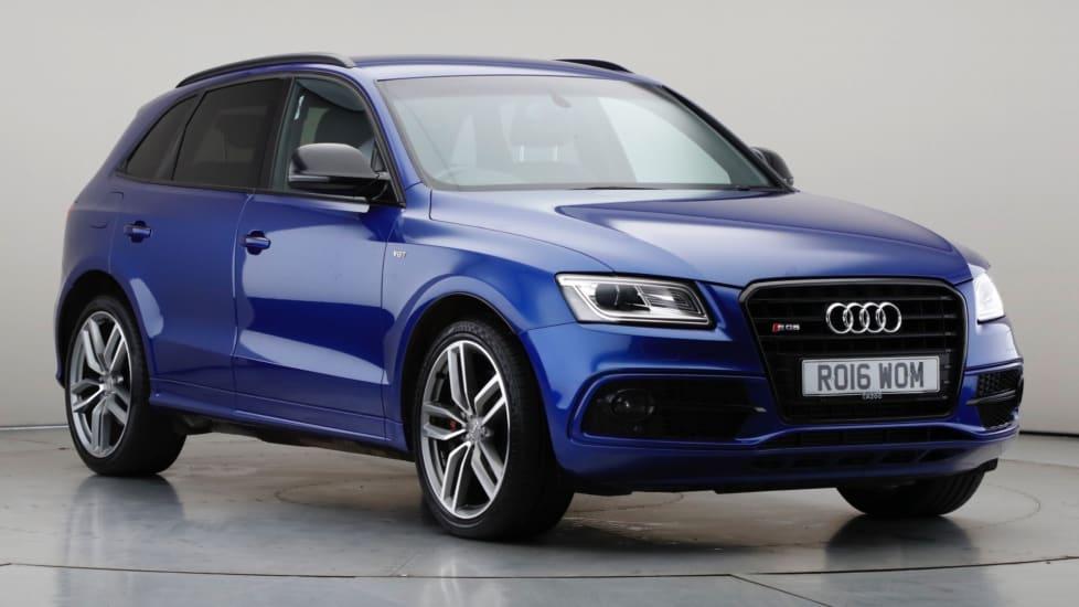 2016 Used Audi SQ5 3L Plus BiTDi